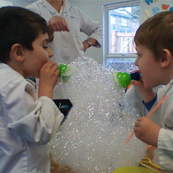 The Little Laboratory Monthly Science Club